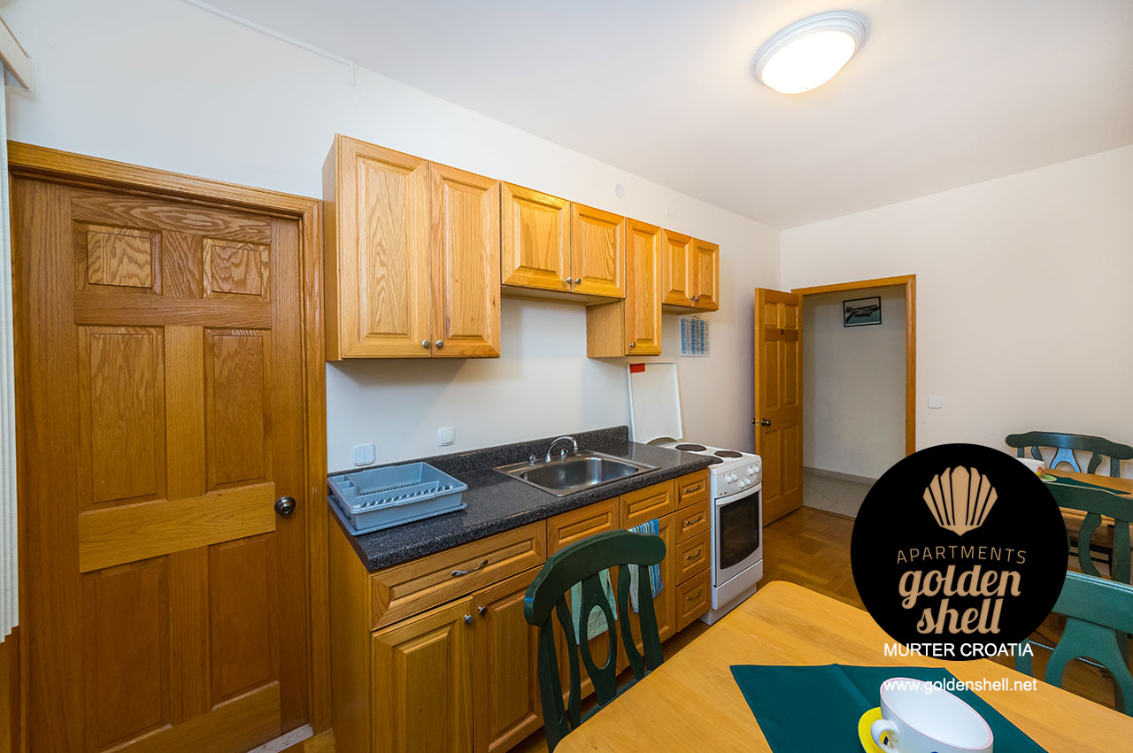 Accommodation House 2 Golden Shell Apartments And Rooms Murter Croatia