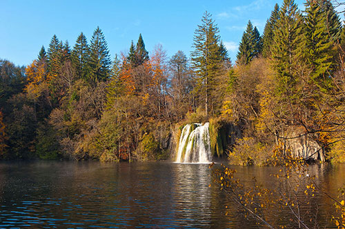 National Park Plitvice Lakes Golden Shell Apartments And